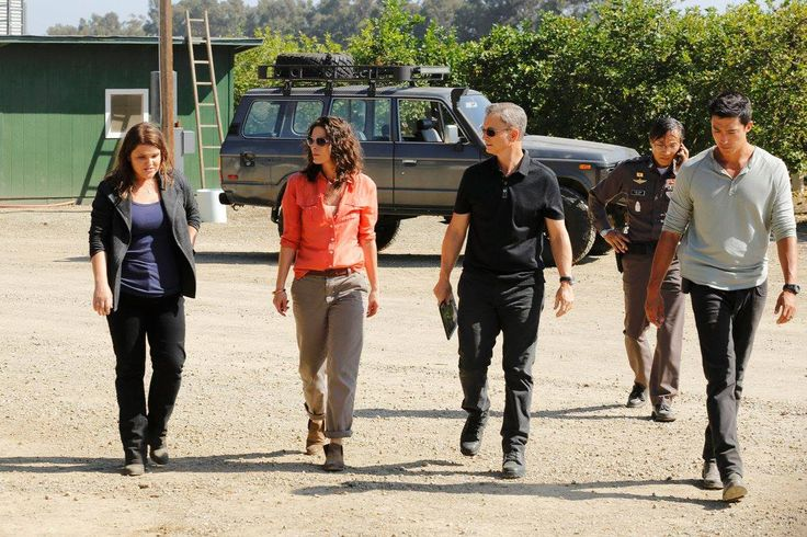A look at some of the costumes we made for Criminal Minds beyond borders
