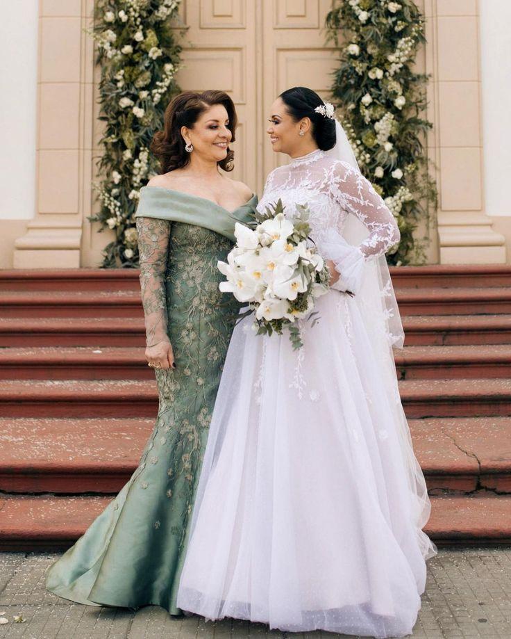 Guia prático para e escolha do vestido da mãe da noiva e