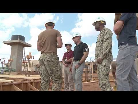 Defense Flash News : Seabees continue to build strong bonds and structures in Ali Oune DJIBOUTI 01.13.2018 Video by Tech. Sgt. Michael McGhee Combined Joint Task Force – Horn of Africa In the Arta region in Djibouti, Africa, the Naval Mobile Battalion 133, Seabees, continue working on the...