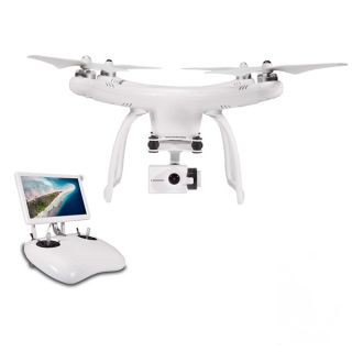 UPair One 5.8G FPV 12MP 2K & 4K 24FPS HD Camera With 2-Axis Gimbal RC Quadcopter