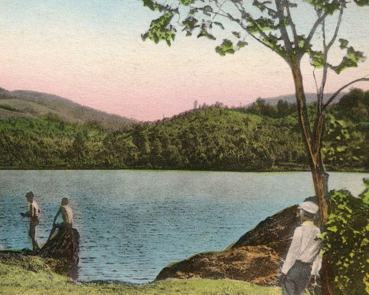 ... Lake, Banner Elk, North Carolina Vintage Photo Print 8 X 10 $9.99: pinterest.com/pin/269441990179932818