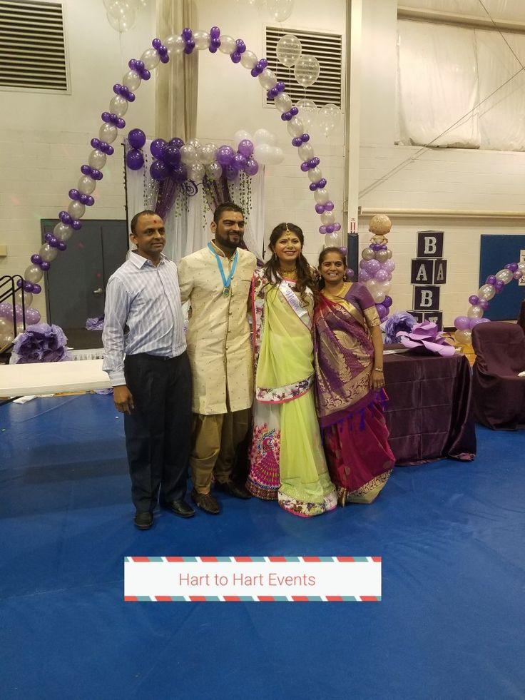 Patel baby shower