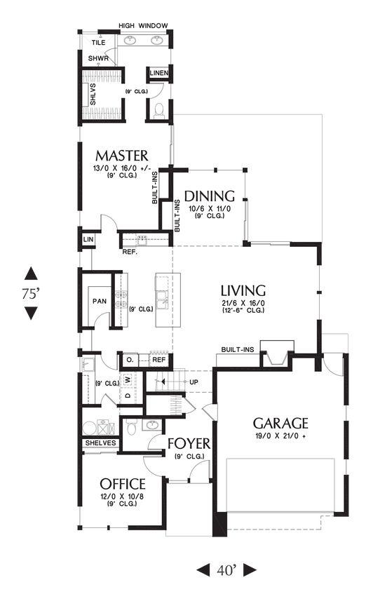 130 best Small Modern House Plans images on Pinterest Modern