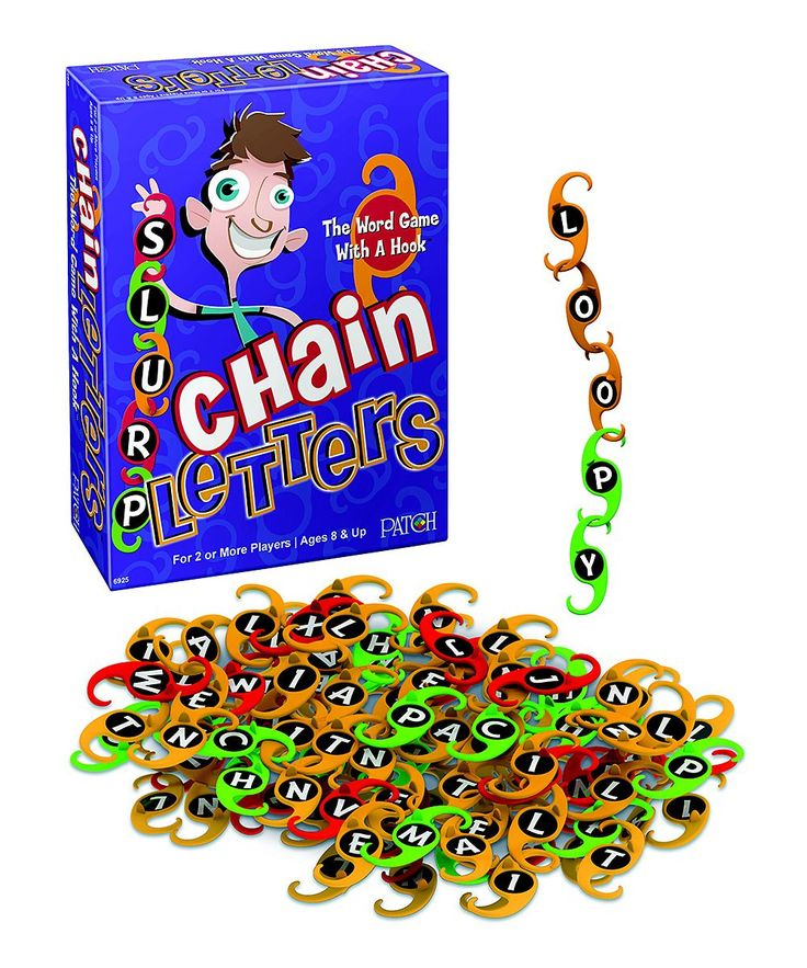 Chain Letters Game