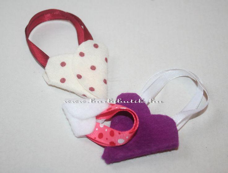 Barbie táskák filcből. / Barbie bags of felt.
