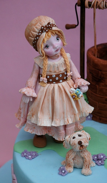 Sarah Kay Cake by Alessandra Cake Designer, via Flickr