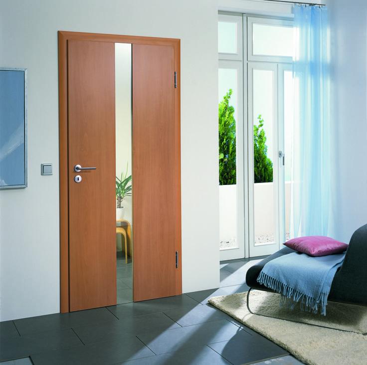 A true custom interior Door!