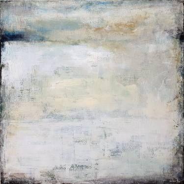 "Saatchi Art Artist Artem Bryl; Painting, ""Unwavering"" #art #blanc #unwavering #modernart #white #blanco #contemporaryart #artembrylart"