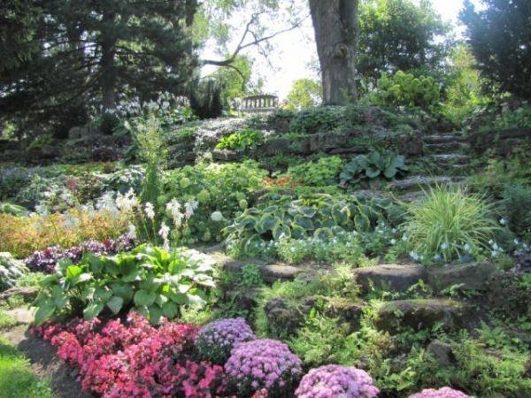 Rockway Gardens in Kitchener, Ontario