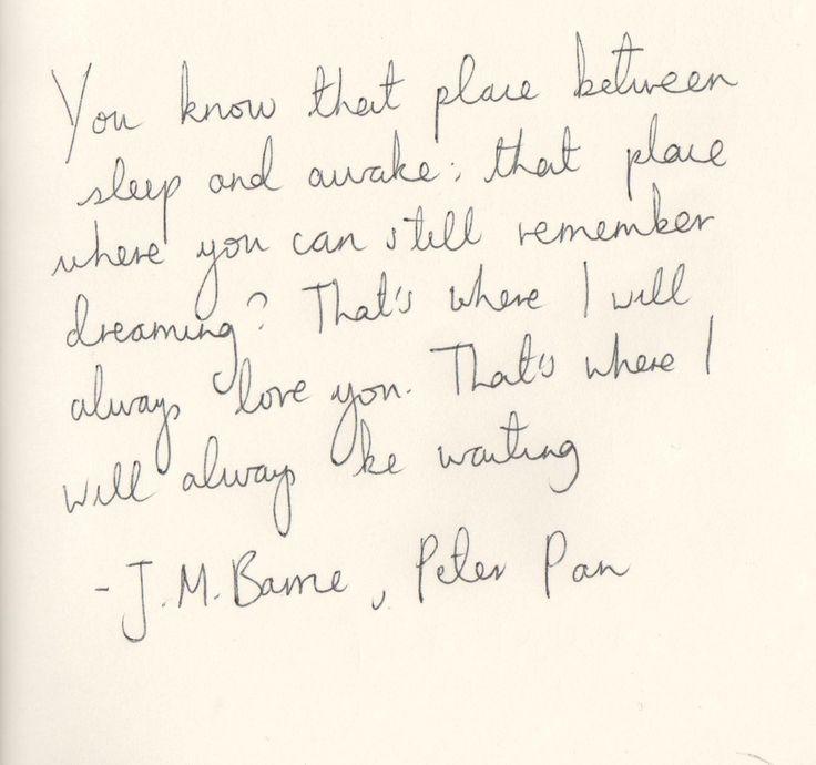that place between sleep and awake.