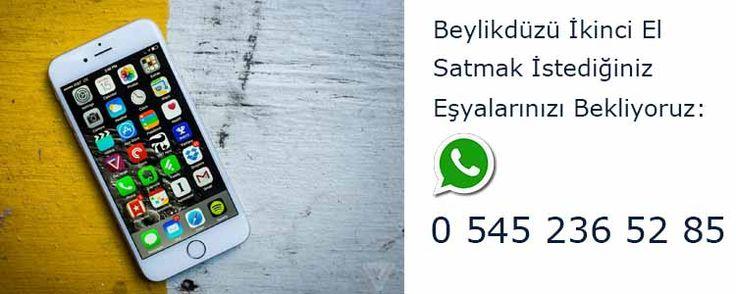 Beylikdüzü İkinci el Eşya alan Yerler olarak Beylikdüzü İkinci El Akıllı Telefon satmak istiyorsanız 0545 236 52 85 numaralı telefondan bizlere ulaşın