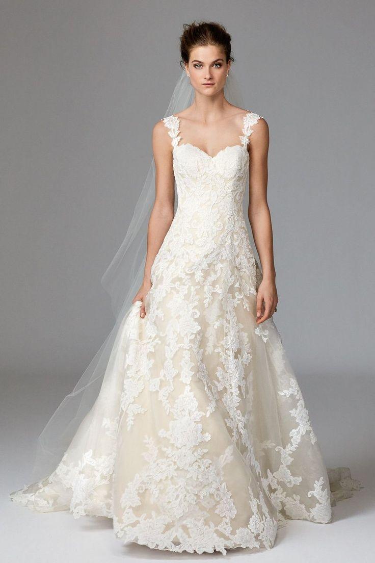 Watters Wedding Dress Aven Style 1001B | Blush Bridal