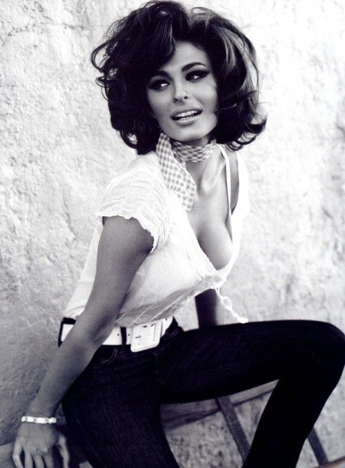 Sophia Loren#Repin By:Pinterest++ for iPad#