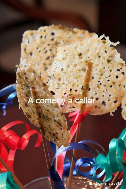 A comer y a callar: PROPUESTA DE APERITIVOS Y ENTRANTES PARA NAVIDAD