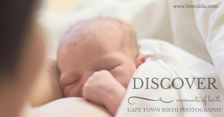 Love Alda Moments of Birth #discover #momentsofbirth #capetownbirthphotographer by www.lovealda.com