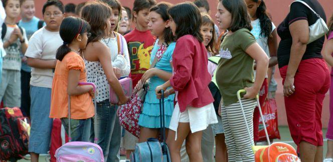 Calendario escolar 2015/2016: ¿Cuándo empieza el cole y cuáles serán las vacaciones?