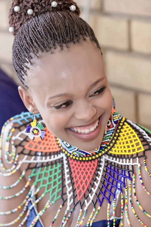 A Vibrant Two day Western and Ndebele Wedding