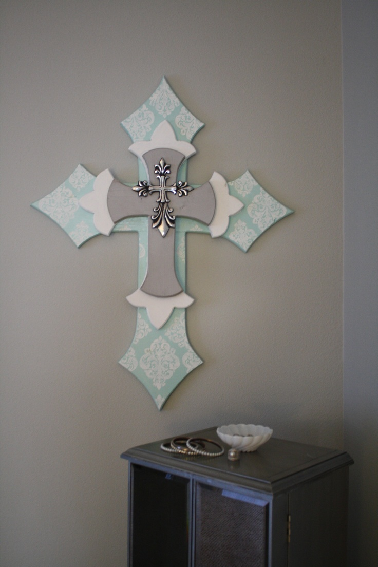 938 best wall crosses images on pinterest wall crosses wooden layered crosses crosses decorwall crosseswooden amipublicfo Gallery