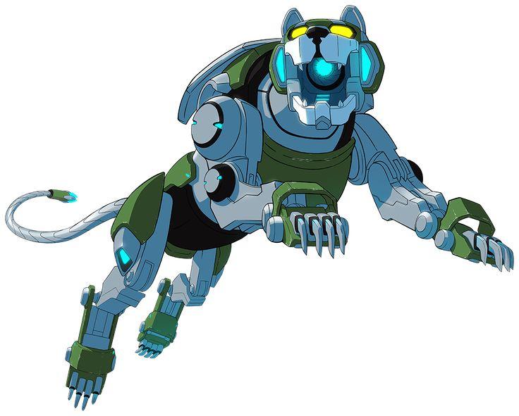Voltron - Green Lion