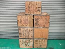 Image result for tea chest storage