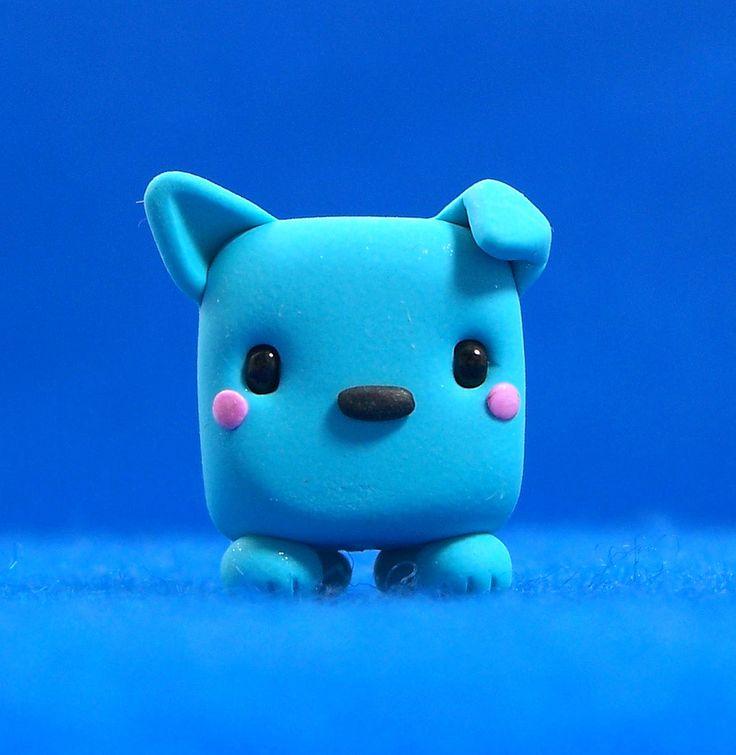 Kawaii Dog Cube | by Jenn and Tony Bot