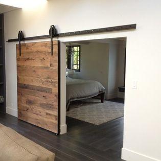Marvelous Sliding Barn Door   Tobacco Barn Wood   Contemporary   Interior Doors    Phoenix   By Porter Barn Wood LLC