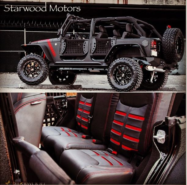 54 best starwood instagram images on pinterest custom jeep dallas and jeep. Black Bedroom Furniture Sets. Home Design Ideas