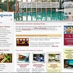 Wellnessmedia bewirbt Wellnesshotels auf diesem Special-Interest-Portal. Auf wellness.de finden Sie mehr als 2.600 Angebote aus den Bereichen Wellness, Hotel, Reise, Spa, Fitness und Beauty.
