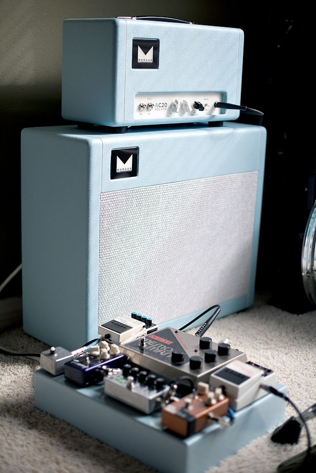 Morgan Amplification // AC20 Deluxe