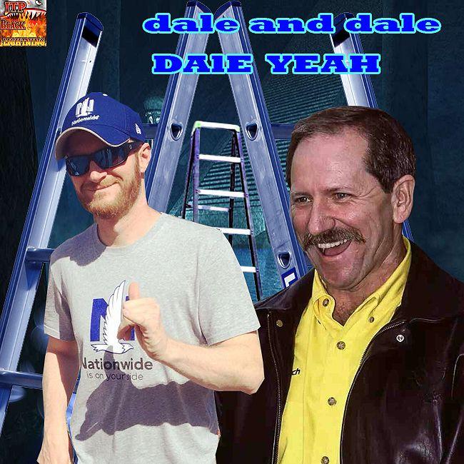 hope all enjoy this awesome picture i created   Black lightning  dale earnhardt jr dale earnhardt sr dale yeah ladder fantasy