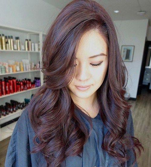 Bien connu Plus de 25 idées tendance dans la catégorie Couleur cheveux brun  OR24