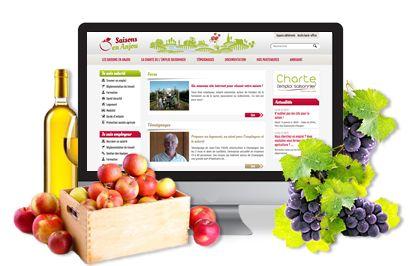 Création en Typo3 du site de l'emploi saisonnier en Maine-et-Loire. Du design du logo, à la réalisation du site, notre agence de communication a été missionnée pour créer un environnement dynamique et convivial.