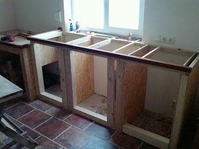 Кухонная столешница из плитки своими руками, цена, фото, -инструкция по монтажу - Легкое дело