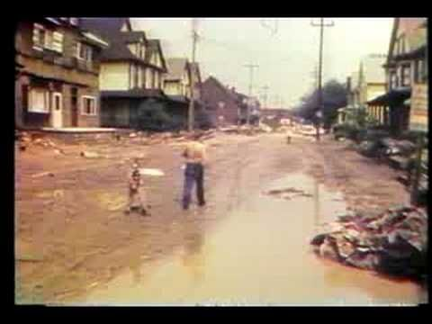 Thirty-five years ago on July 19, residents of Johnstown, Pa., watched helplessly as the river water swelled into their streets. I survived the Johnstown Flood...