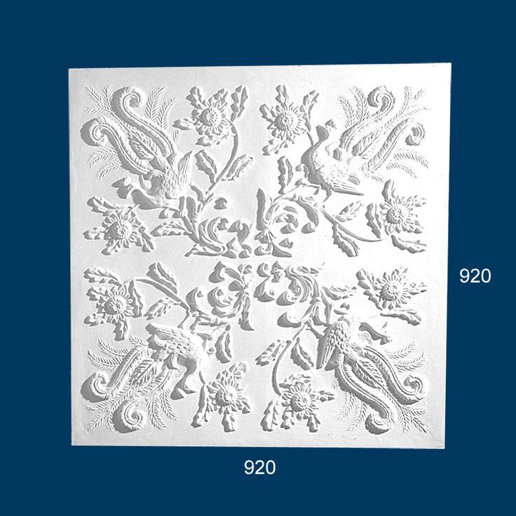 Plaster Ceiling Panel BDP020
