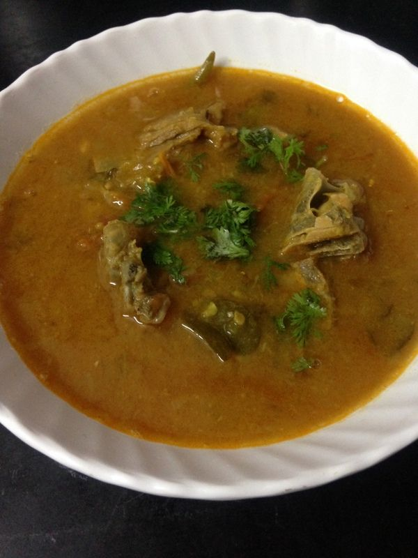 Dalcha recipe is a very popular dish across Hyderabad and it is a blend of dal and mutton curry which gives the dal a juicy and aromatic flavor. #nonveg #meat #muttonrecipes #indianfood