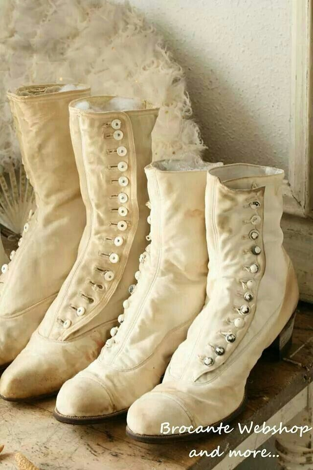 Sweet Victorian Boots