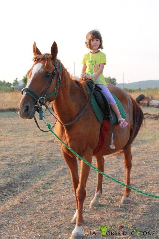 Bambini e cavalli: una simbiosi perfetta