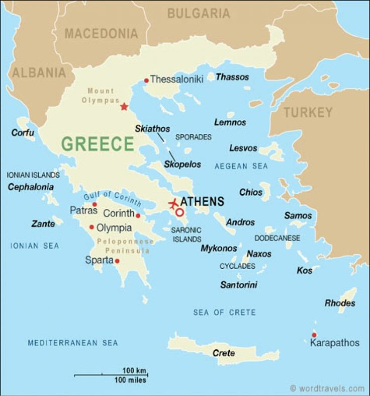 map of serbia and greece unlabeled