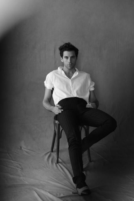 From Peter Lindbergh studio in Paris... shooting for the new album (2015)