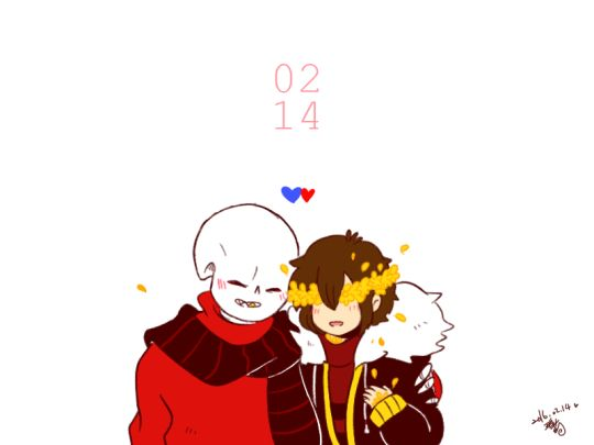 Underfell Sans And Frisk Flowerfell Underfell Pinterest Tumblr Search And Dashboards
