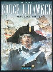 Bruce J. Hawker - wydanie zbiorcze, tom 1
