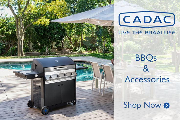 The sunshine is out, hurrah! You all know what that means?? It's BBQ time! Introducing a new addition to our website: Cadac BBQ's and accessories.