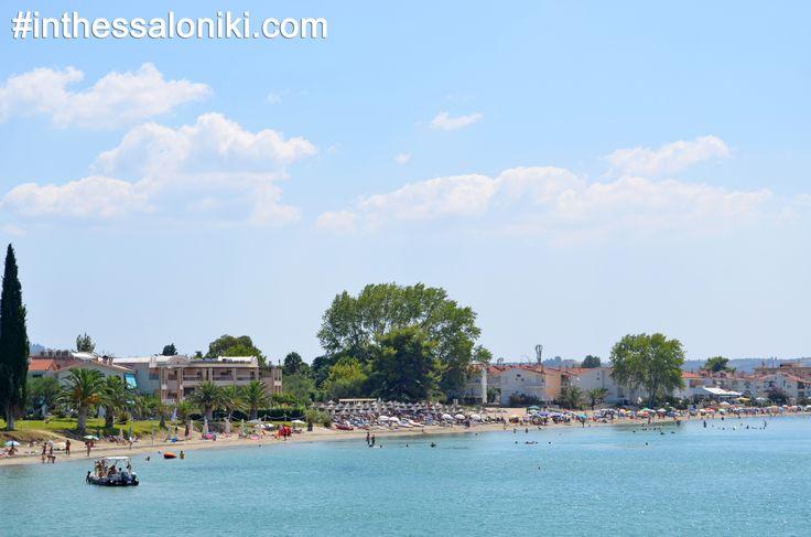 ● Halkidiki - less than an hour away from Thessaloniki! Fourka Beach - Kassandra, Greece ● Φούρκα, Χαλκιδική ●#chalkidiki #griechenland #ελλαδα #travel #tourism #vacation #destination