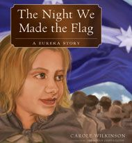 About the making of the Eureka Flag  Australia in 1854.