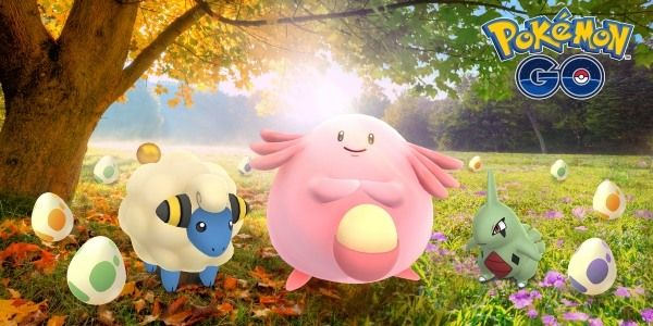 Pokemon Go Is Having Server Problems During Equinox Event #FansnStars