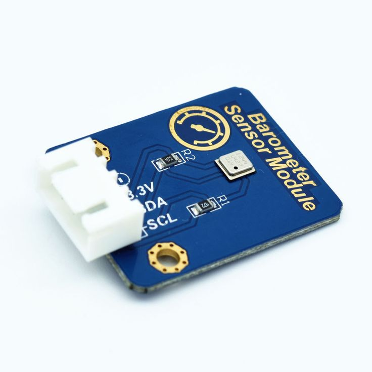 Adeept BMP180 Digital Barometric Pressure Sensor Module for Arduino Raspberry Pi…