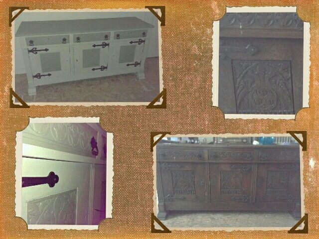 #dressoir #decoverf #DIY