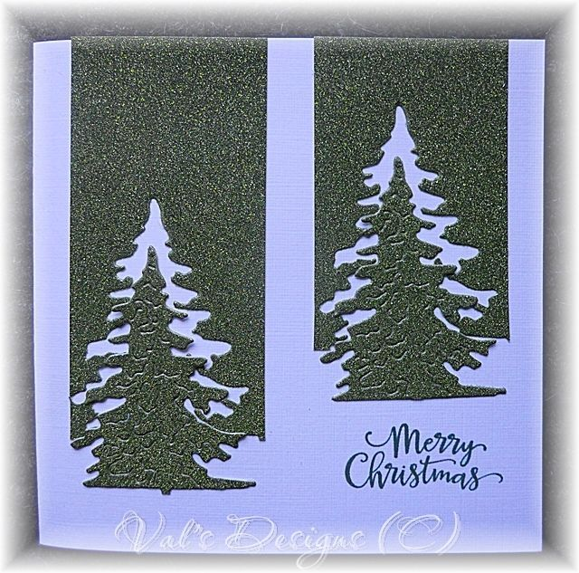 Pinterest Christmas Cards Handmade 2020 Spotted something like this on Pinterest, so thought I would give