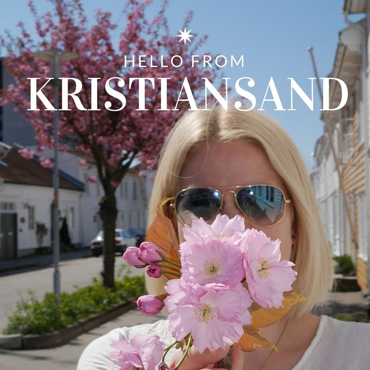 Hello from Kristiansand in Southenr Norway.   Foto: E.Høibo©Visit Southern Norway